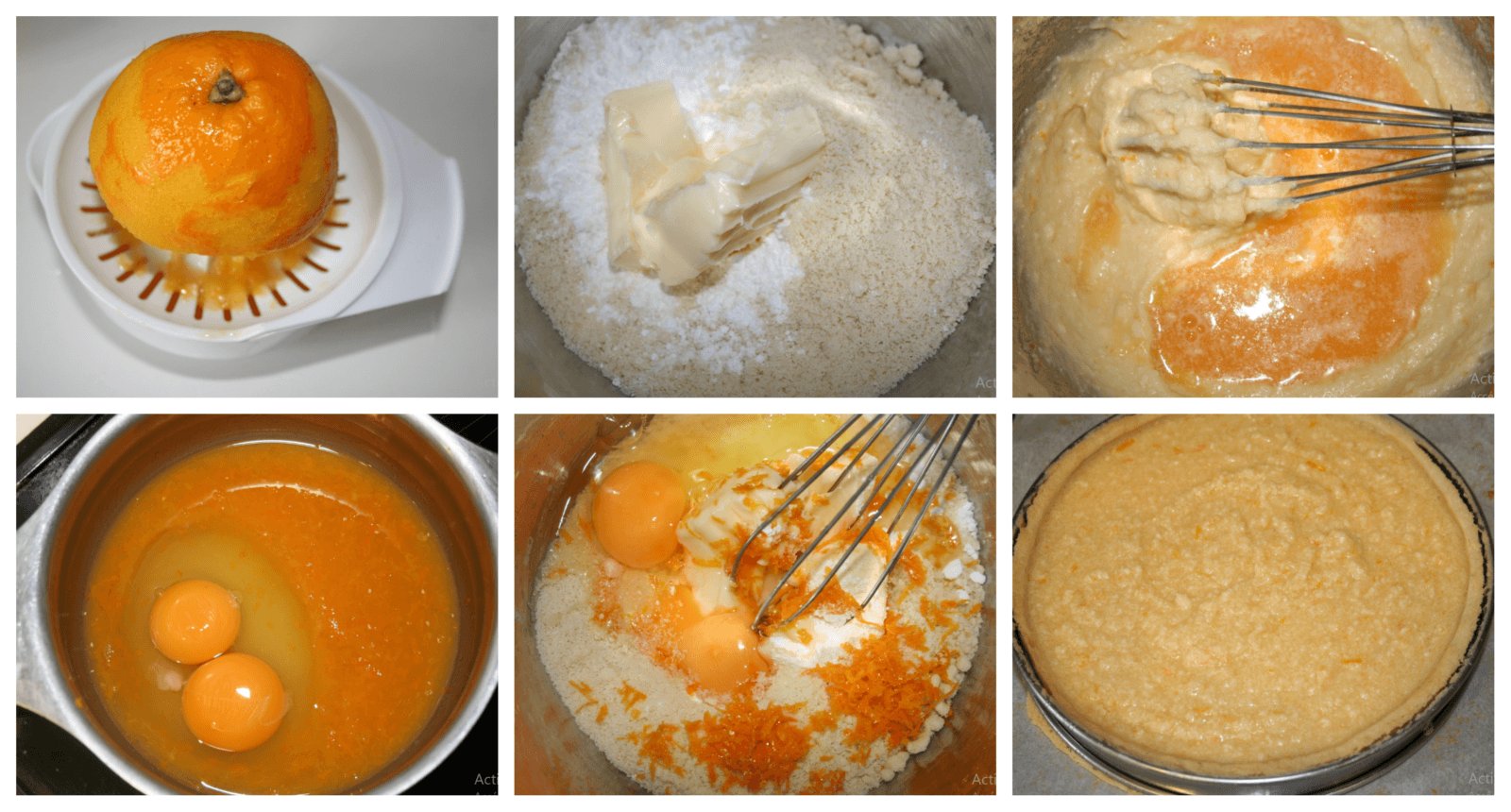 how to make the cream step by step