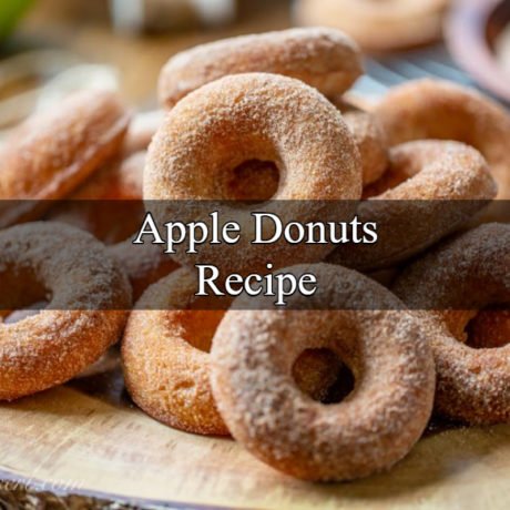 Apple Donuts Homemade Tips and Secrets