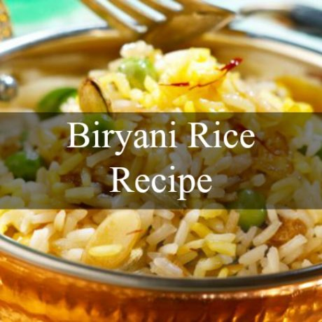 Biryani Rice Indian Secrets and Tips