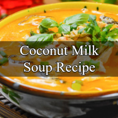 Coconut Chicken Soup Thai Style