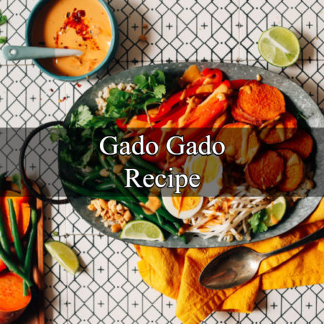 Gado gado Traditional Secrets and Tips