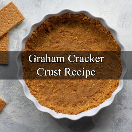 Graham Cracker Crust Pie Easy Steps