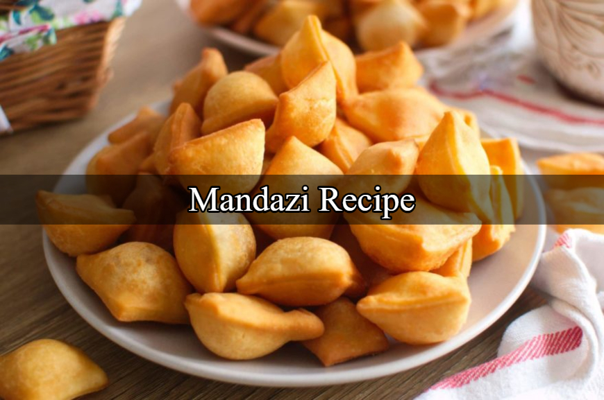 Mandazi The Tanzanian Soft Doughnuts How To Cook Recipes