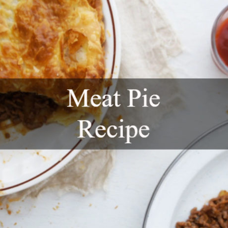 Meat Pie Step by Step Tips and Secrets