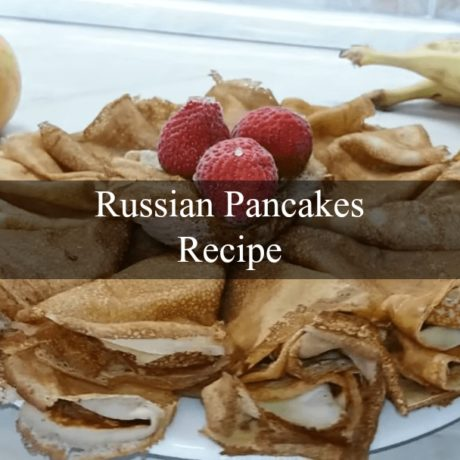 How To Make Russian Pancakes Milk