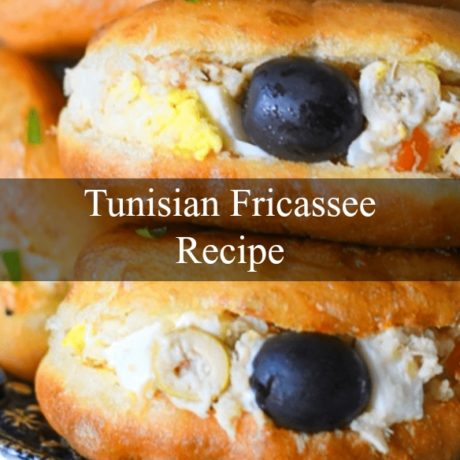Fricassee Homemade Tunisian Style