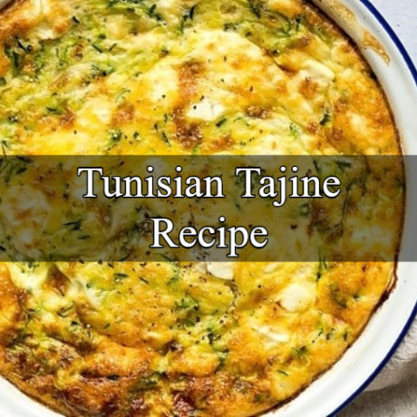 Tajine Traditional with Spinach and Cheese