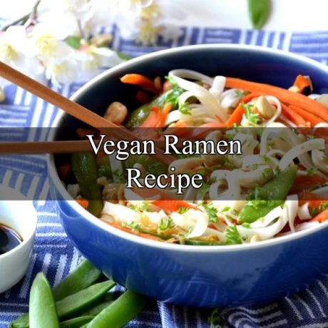 Vegan Ramen Recipe : Homemade Guide