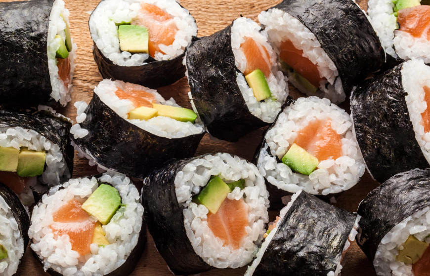 Sushi Makis Easy And Simple Steps How To Cook Recipes