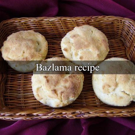 Bazlama Turkish Homemade Bread Recipe