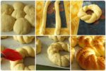 forming and baking the dough