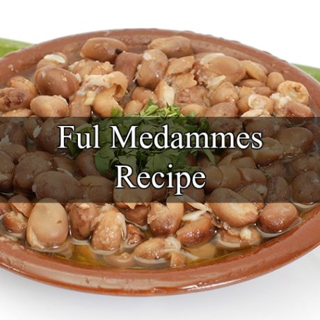 Ful Medames Homemade Egyptian Recipe